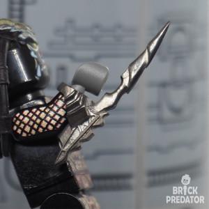 Berserker Blades Black