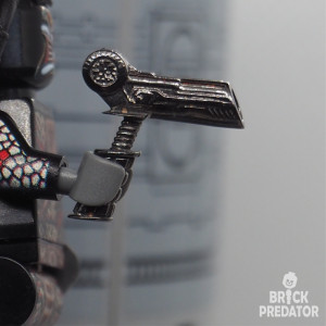 Berserker Plazmagun Black