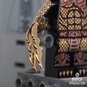Wrist Blades Bronze