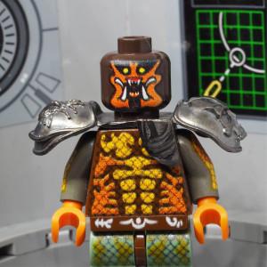 Masta Armor Black