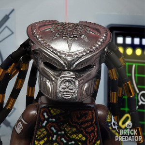 Mask Black Mayan