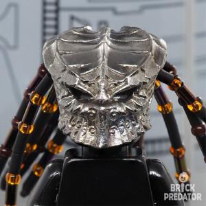 Mask Black Huntress
