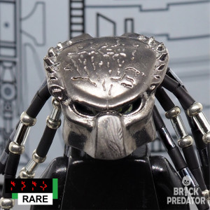 Mask Wolf Predator Black