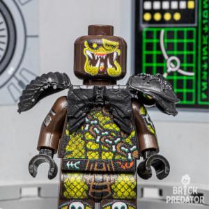 Warrior Armor PLAST (B)