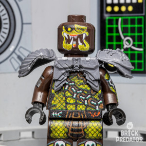 Warrior Armor PLAST (G)